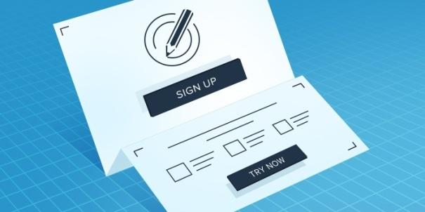 marketing advertising webdesign landingpage ui ux